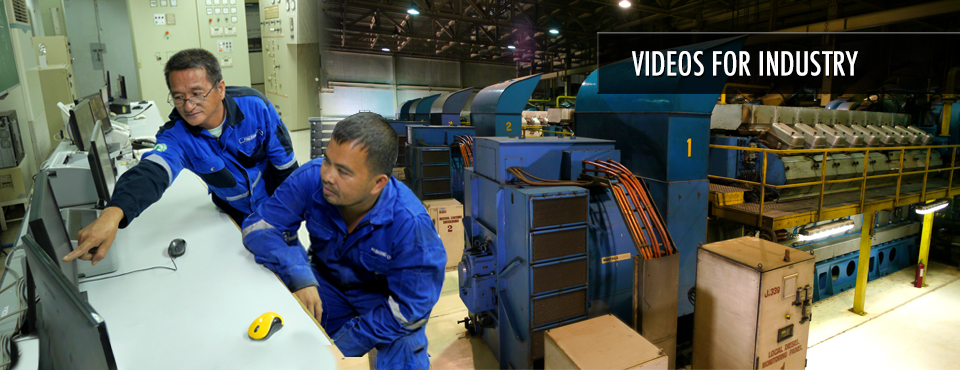 Corporate Video Production - Power Generation in Southern Mindanao