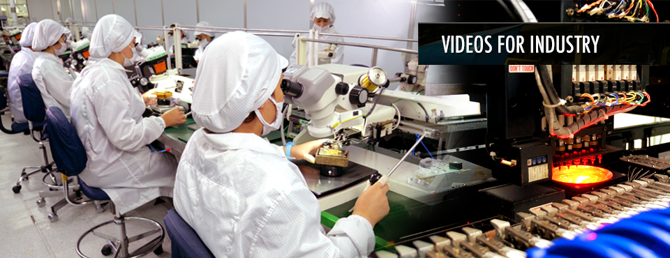 Corporate Video Production - Semiconductors