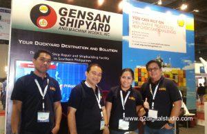 Gensan Shipyard in SMX Tradeshow 2016